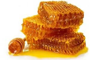 мед в сотах 1