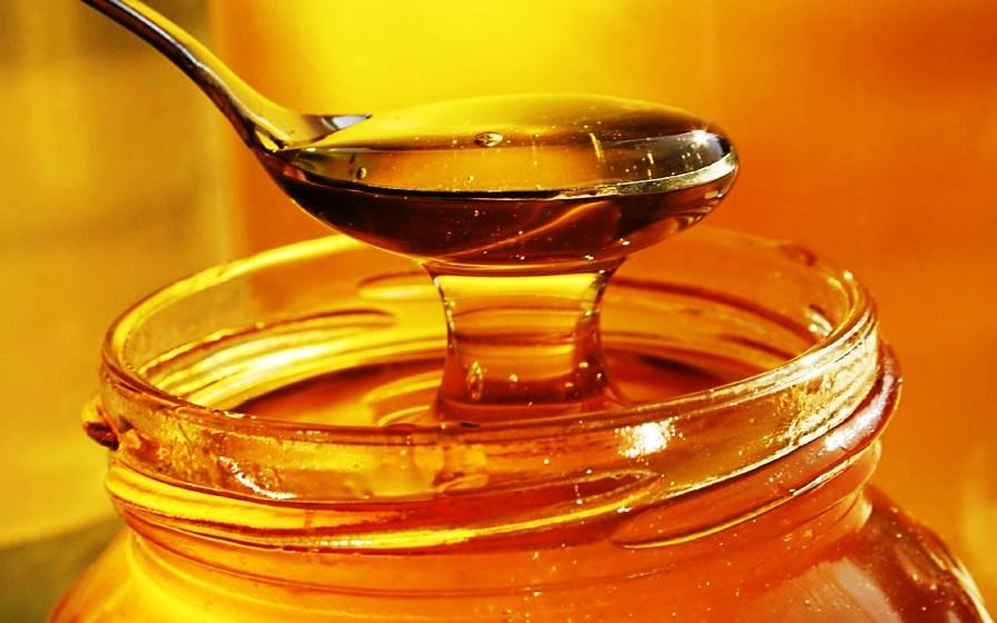 вода с медом от паразитов