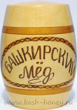 Башкирский мед