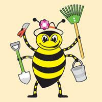 труд пчел диких