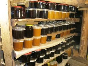 мед хранение