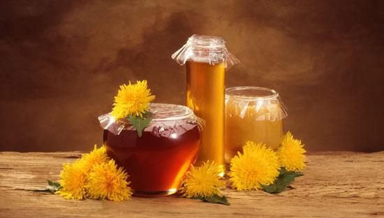 Сок имбиря и мед для иммунитета