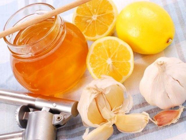 рецепт из алоэ меда лимона и чеснока для имунитета